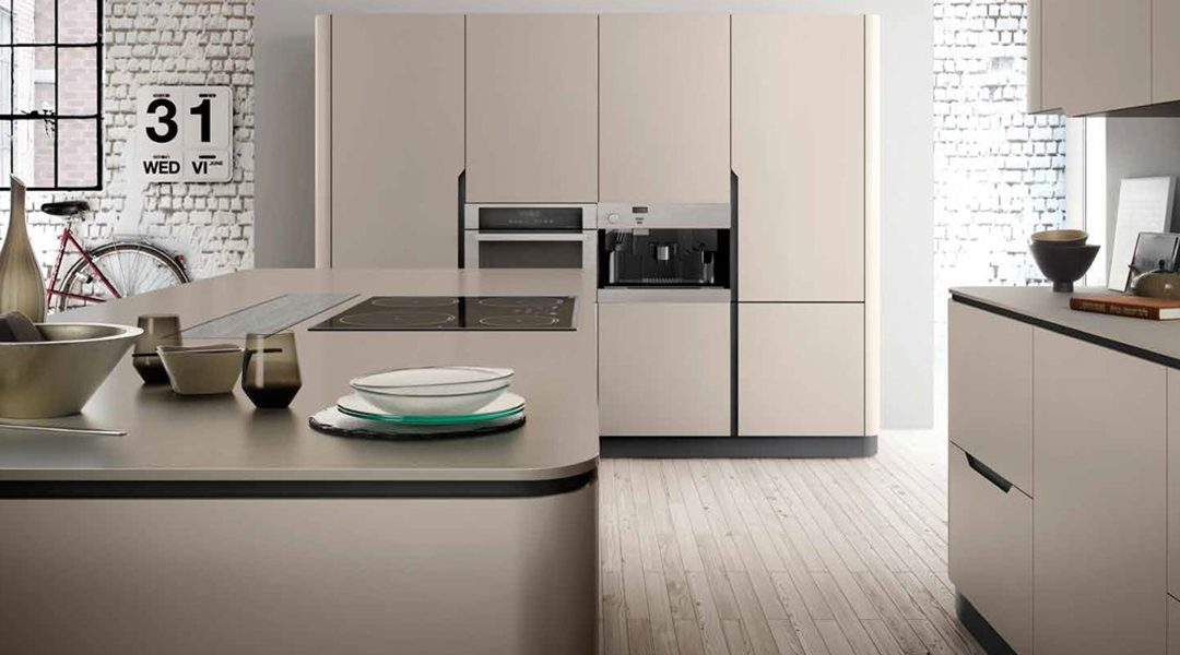 Cocinas logos cocinas funcionales de dise o montserrat - Diseno cocinas barcelona ...